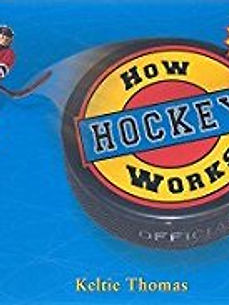 Book cover of How Hockey Works