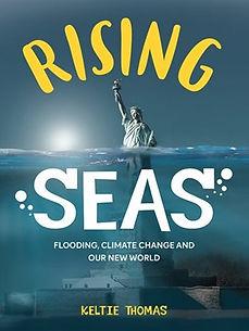 Book cover of Rising Seas