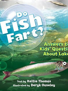 Book cover of Do Fish Fart?