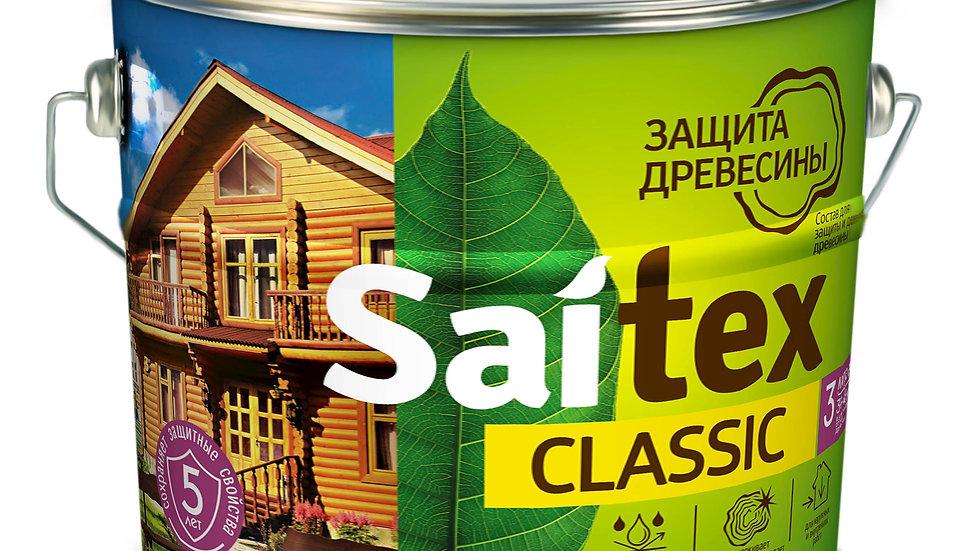 Сайтекс пропитка для дерева 3 литра