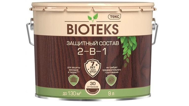 Копия Антисептик для дерева Биотекс Классик Универсал 9 литров литра