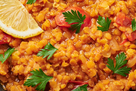 Chef Sanjai - Sweet and Sour Red Lentil