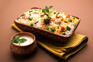 Chef Sanjai- Indian Vegetable Pulao with