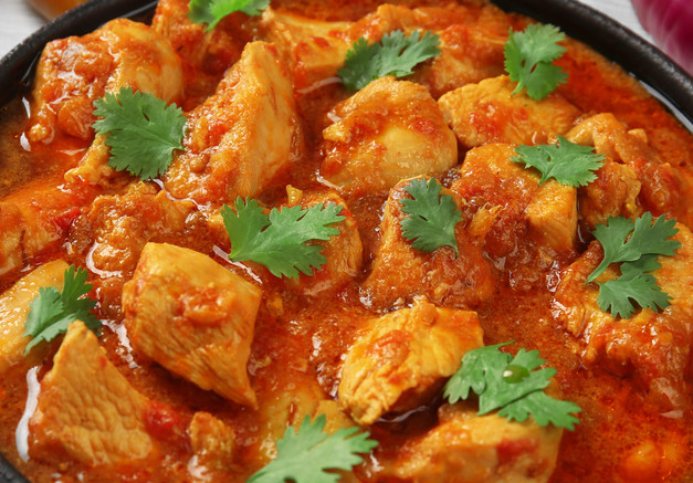 Chef Sanjai's Chicken