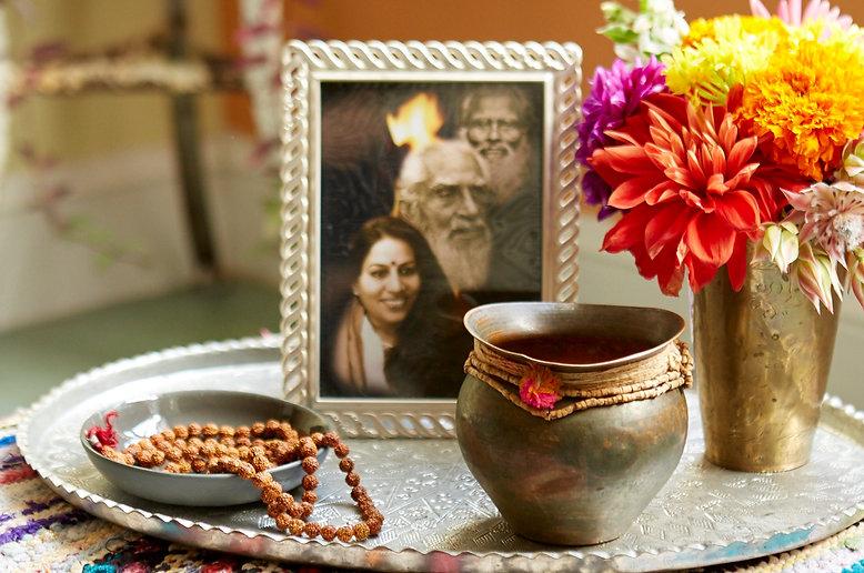 Acharya Shunya - Baba - Mentor