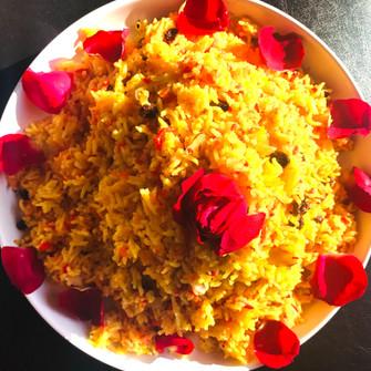 Fragrant Sweet Rice