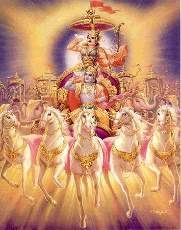 Exploring th Bhagavad Gita