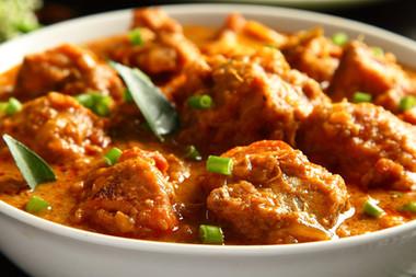 Seasonal Vegetable Kofta Curry