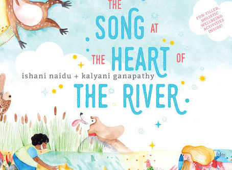 The Song At The Heart Of The River - Storytelling with Children in India