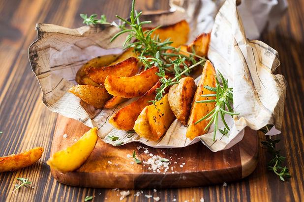 Chef Sanjai- Home Made Ayurvedic Fries.j