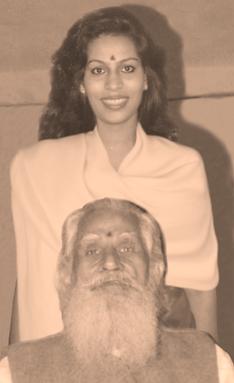 Acharya Shunya and Baba