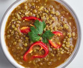 Hearty Mung Dal Soup