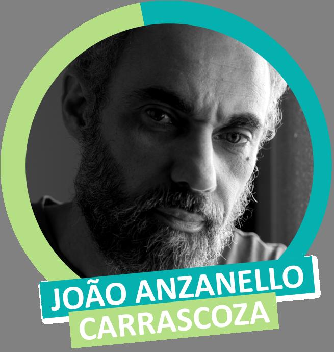 João Carrascoza fará o fechamento do V Colóquio de Pesquisadores em Publicidade.