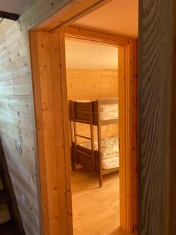 chambre lit étage