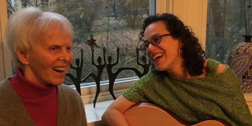 ARTZ Notes with Rabbi Beth Janus