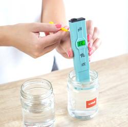 7Pros pH meter. Model PH7-01