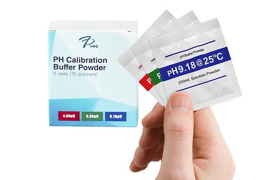 7PROS CALIBRATION BUFFE POWDER FOR PENTYPE PH METERS