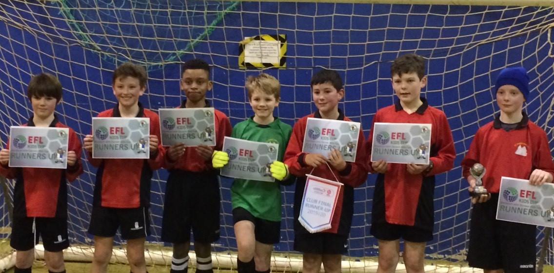 Football Team!
