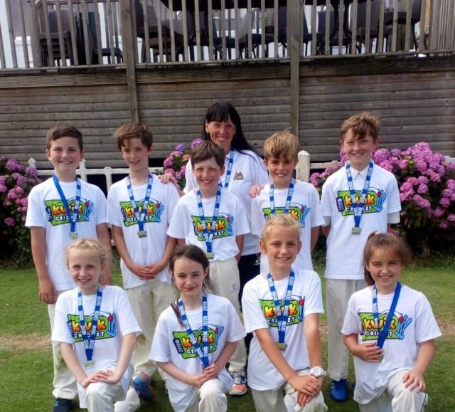Y4 County Cricket