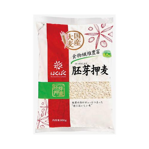 日本 大國麥產 胚芽押麥