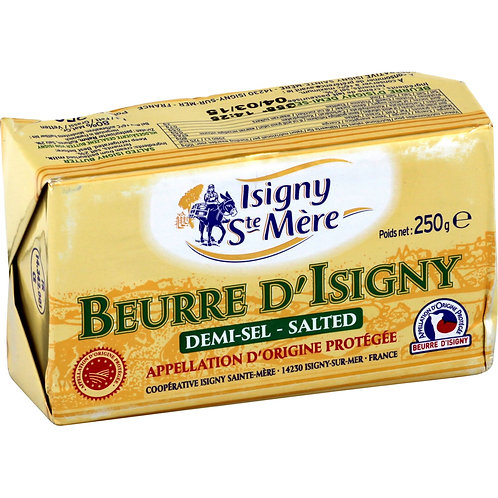 法國有盐牛油Isgyny Salted Butter