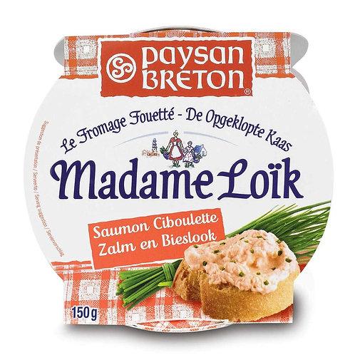 Madame Loik 芝士抹醬 (三文魚)