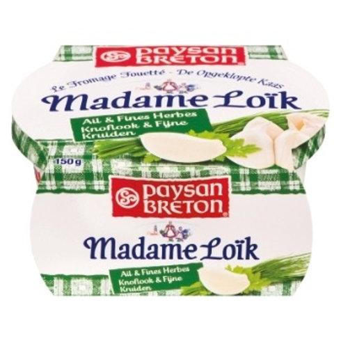 Madame Loik 芝士抹醬香草蒜蓉