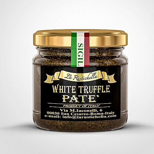 白松露醬White truffle paste