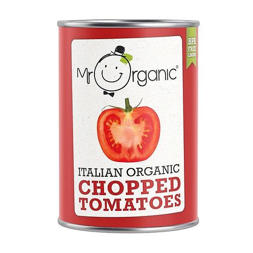 有機罐頭蕃茄 Organic Chopped Tomatos