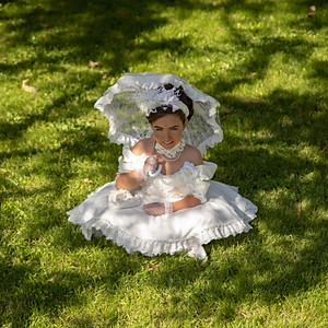Mercedes 1st Communion Day