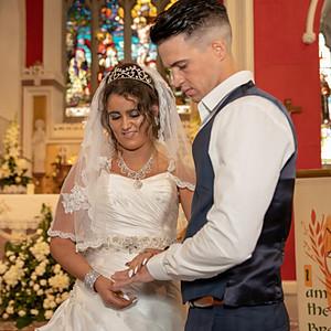 Ellen & Christopher Wedding