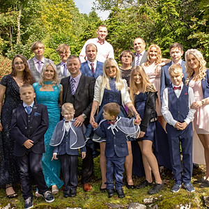 Brendonas and Lukas Christening Day