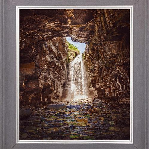 Donegal's secret waterfall