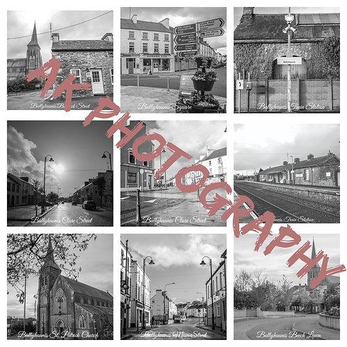 Ballyhaunis Classic Black and White Photos - 9Photos