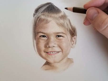 Becoming a pencil artist