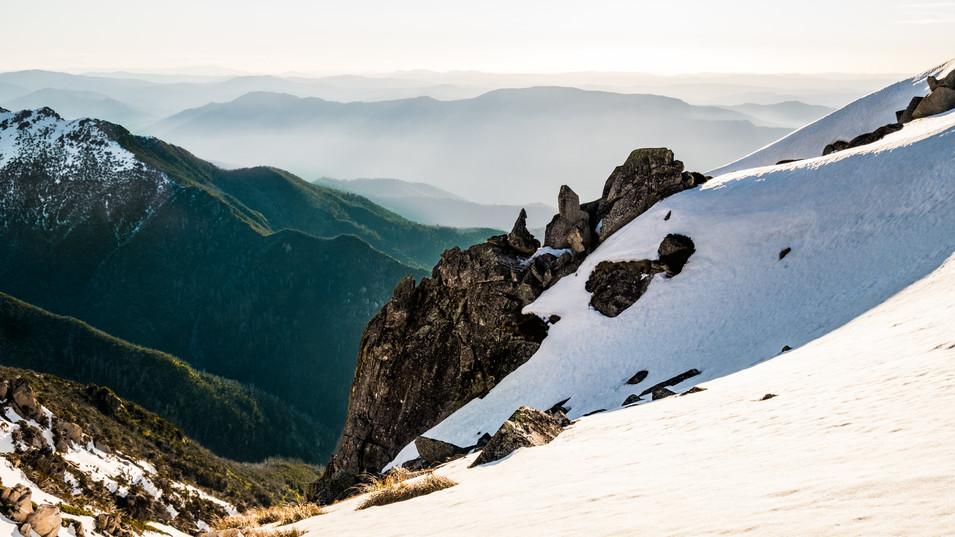 Watson's Crags, Kosciuszko National Park