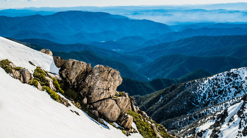 Alpine Granite by Crags Creek, Kosciuszko National Park