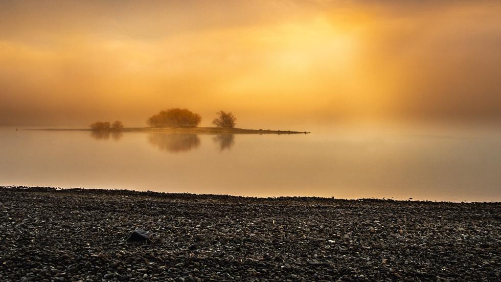 Lake Tekkapo, New Zealand