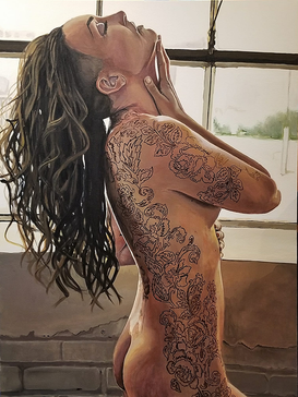 Artists Bare It All On Canvas