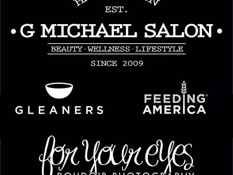 For Your Eyes Boudoir helps G Michael Salon feed Hoosiers
