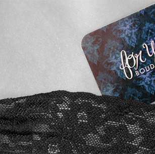 14 Ways to Help Support For Your Eyes Boudoir Photography & Empower Others