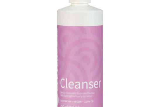 Clever Curl Cleanser - Curly Girl Method 450ML