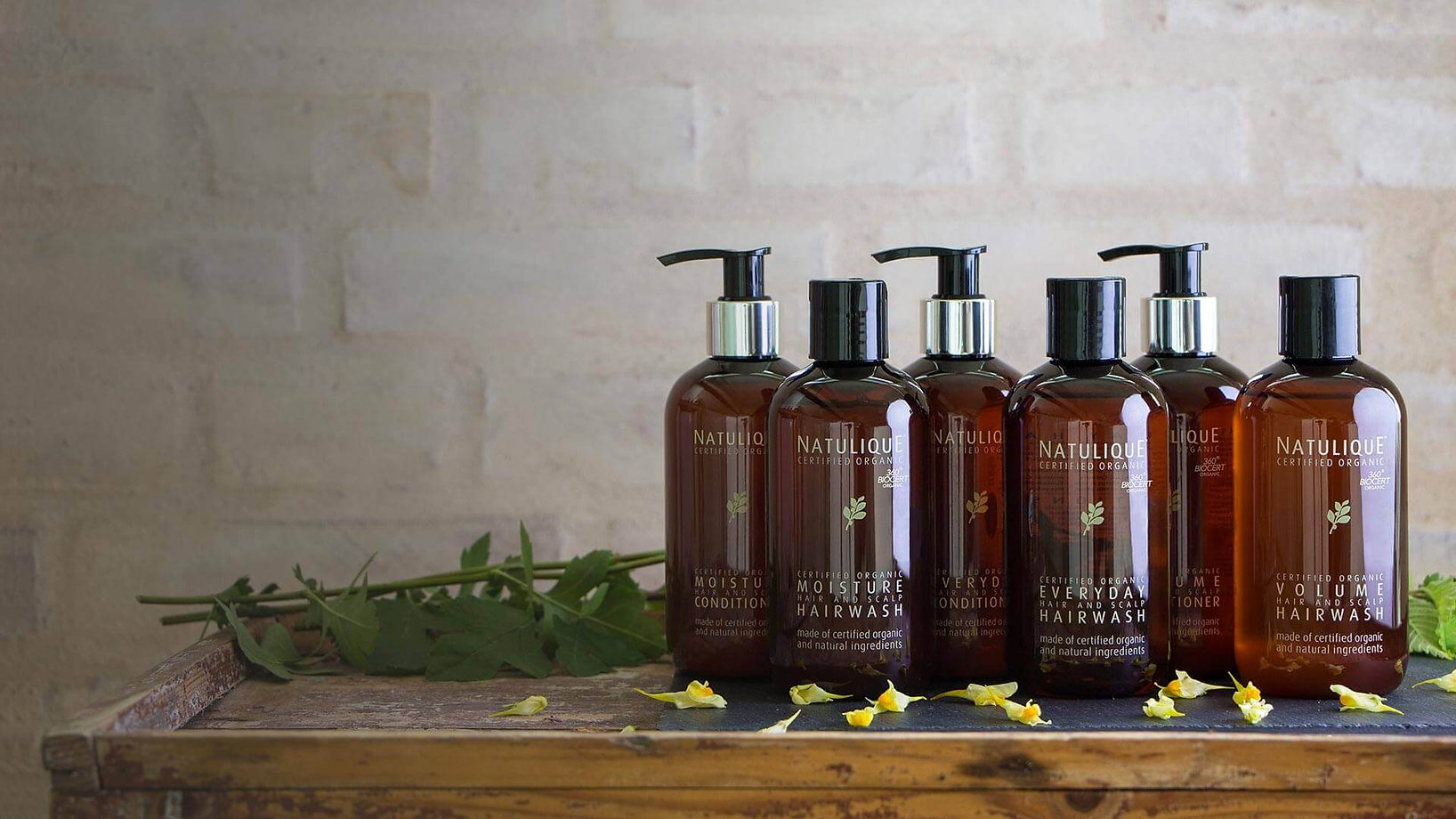 Vegan Certified Cruelty Free Shampoo and Conditioner - Organic Hair Culture