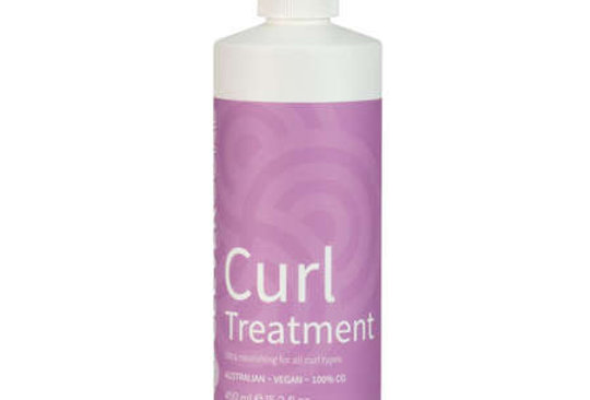 Clever Curl Curl Treatment - Curly Girl Method 450ML