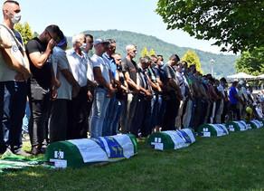 Remembering the Srebrenica Massacre