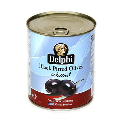 """Маслины крупные без косточки """"Delphi"""" 850 гр"""