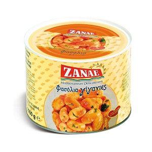 """Фасоль гигантская запеченая """"Zanae"""", 2 кг"""
