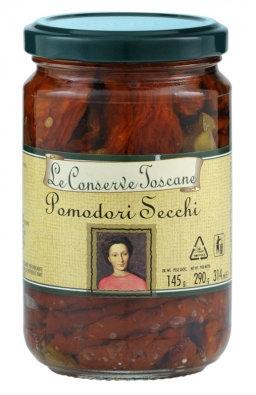 Томаты вяленые Le Conserve Toscane 314мл