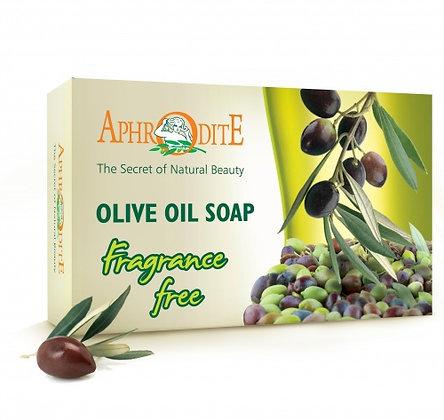 """Мыло оливковое (натуральное) """"Aphrodite"""", 100гр."""