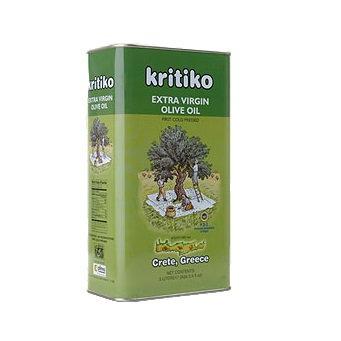 Оливковое масло EV Kritiko 3л/ж.б.